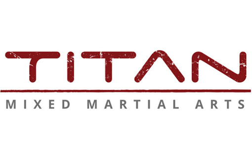 titan mixed material arts logo